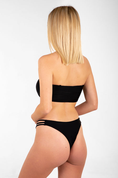 Cheeky Retro Bottom // Neon Pink