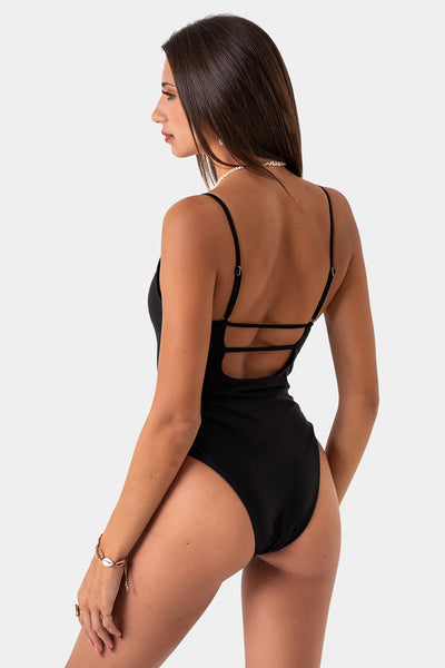 Simba One Piece // Black