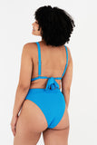 Summer Bottom // Blue RIB