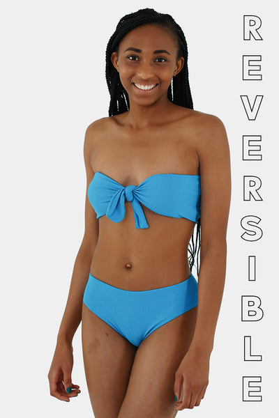 Tide Reversible Top // Blue RIB