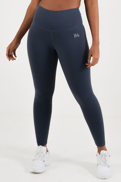 Core Leggings // Dark Blue
