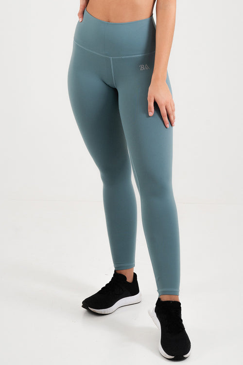 Core Leggings // Green