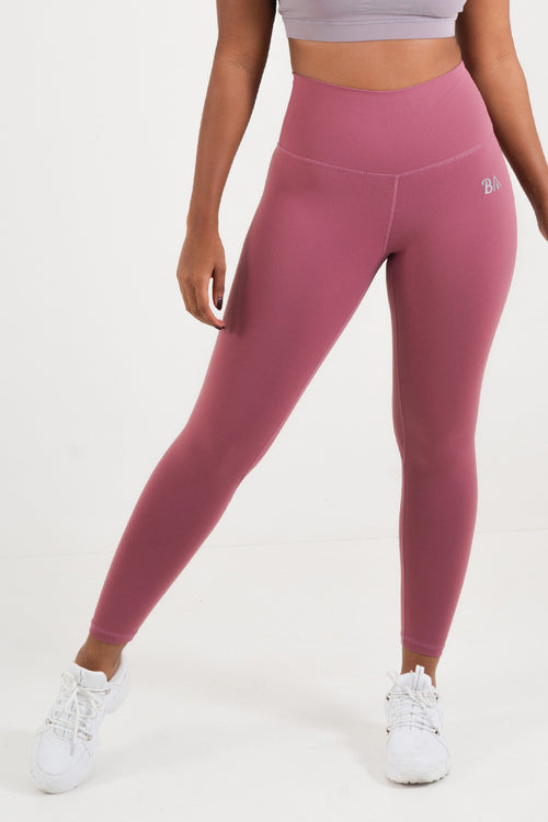 Core Leggings // Pink