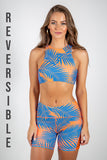 Tara Reversible Top // Fiji