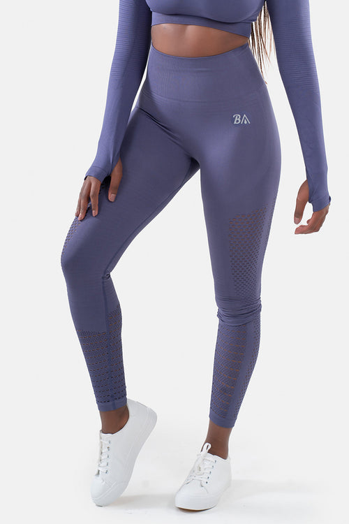 Ignite Seamless Leggings // Twilight