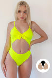 Itsy Chloe One Piece // Yellow