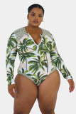 Spring Suit // Tropical Green
