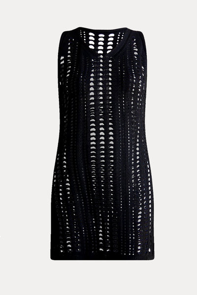 Knit Dress // Black