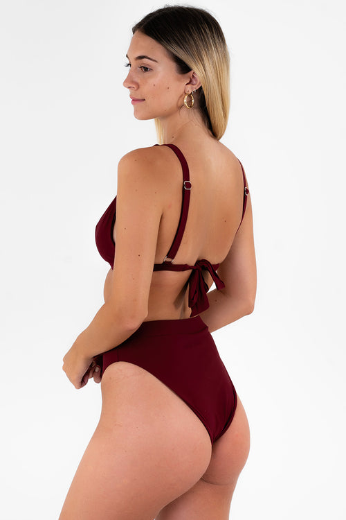 Summer Bottom // Maroon