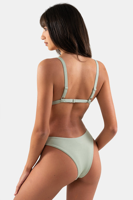 Viola One Piece // Pearl Rib