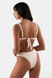 Cheeky Ariel Bottom // Sand RIB