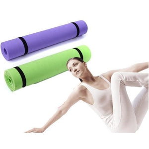 6MM Thick EVA Comfort Foam Yoga Mat - Karma - Yogi Clan