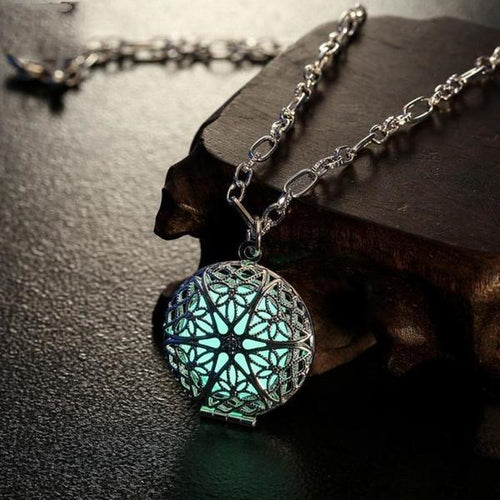 Bliss of Fire Necklace