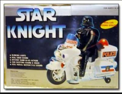 Star wars Star knight kopiolelu