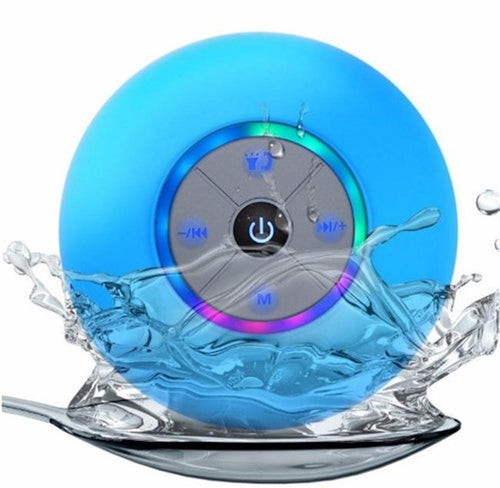 Bluetooth Speaker Suction Waterproof