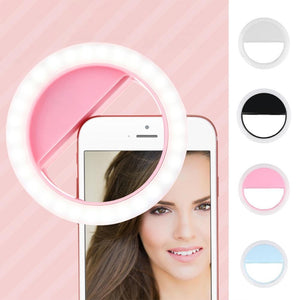36 LED Selfie Flash Light Ring
