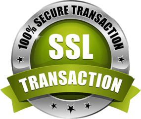 Image of 100% Safe & Secure Transaction