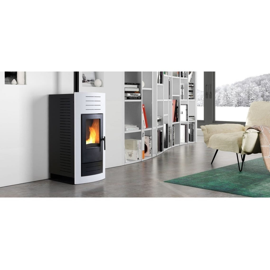 Stufe a pellet air MARTE Plus ad aria naturale Karmek One | OurHome ...