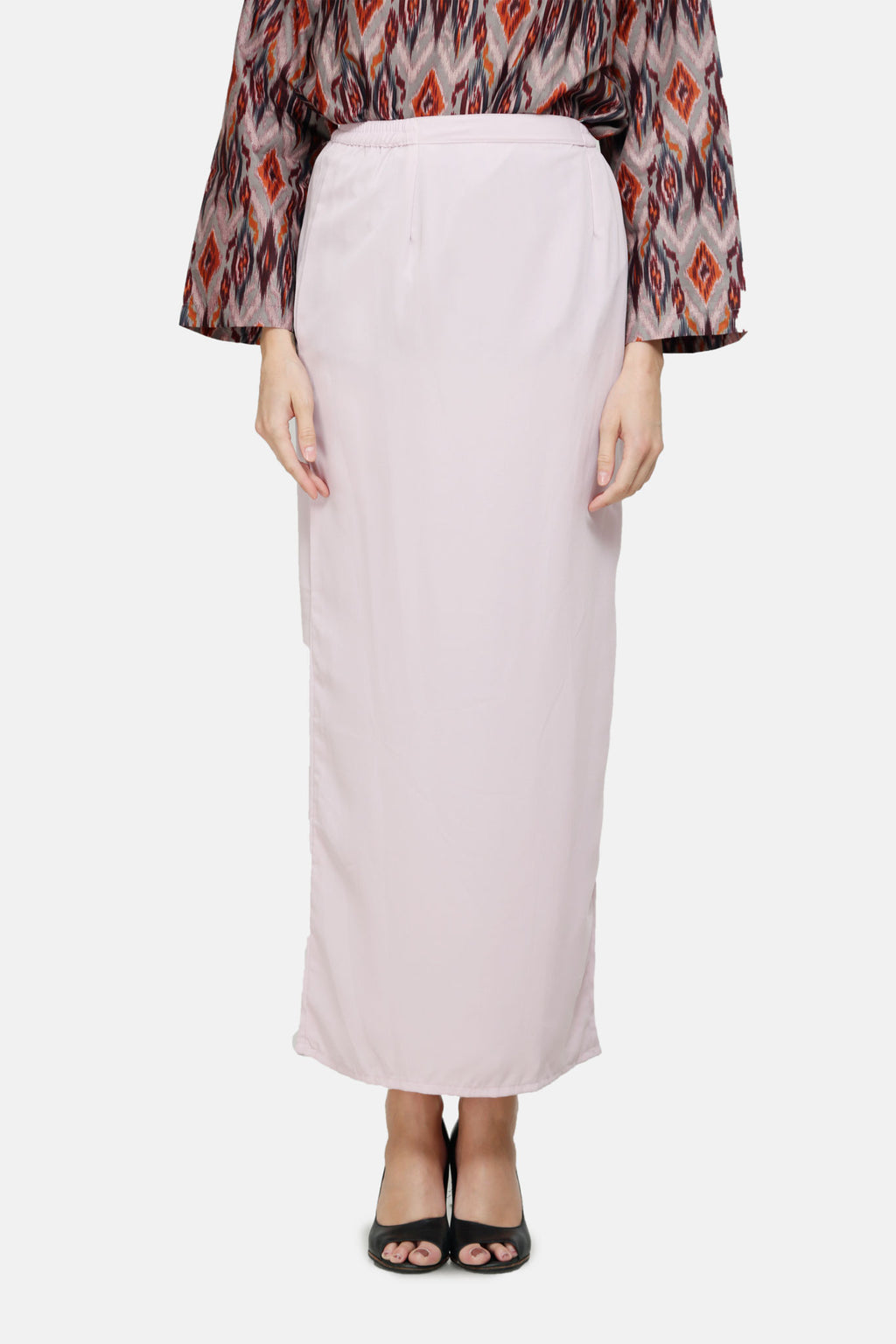 Alia Skirt in Soft Pink