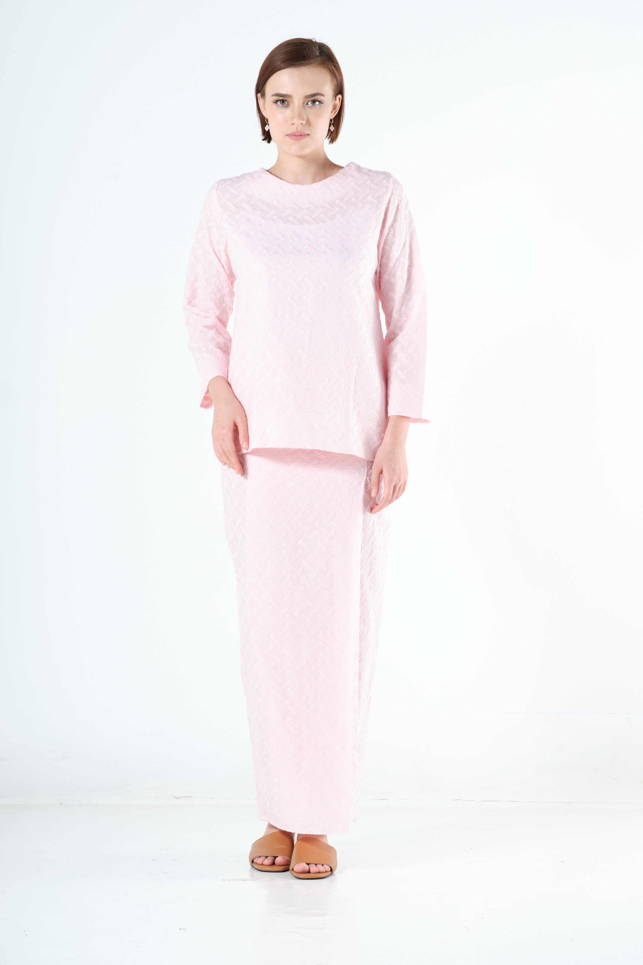 Saarah Top in Pink