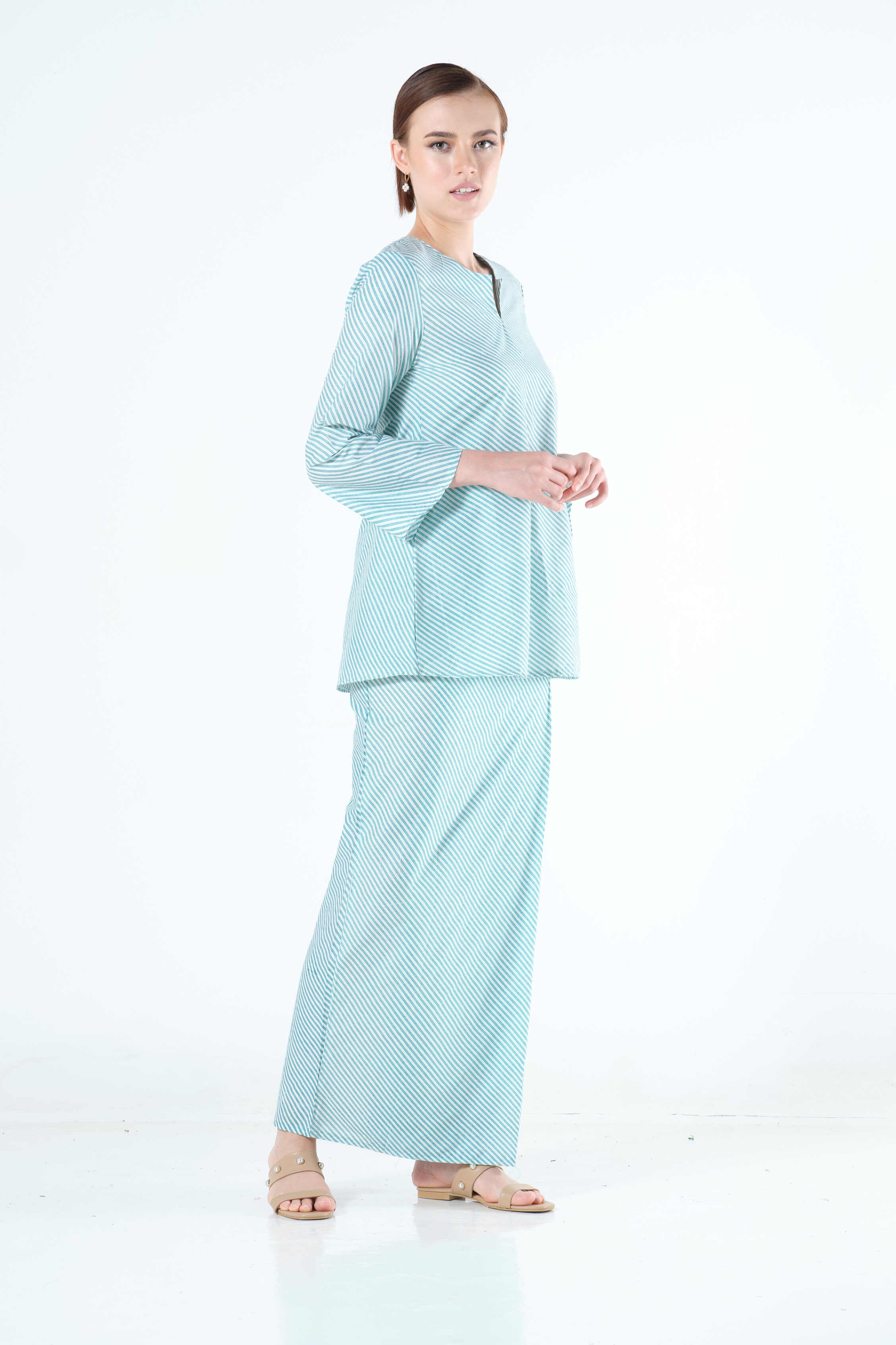 Sirin Top in Green