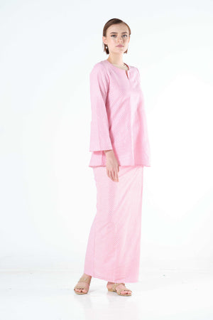 Sirin Top in Pink