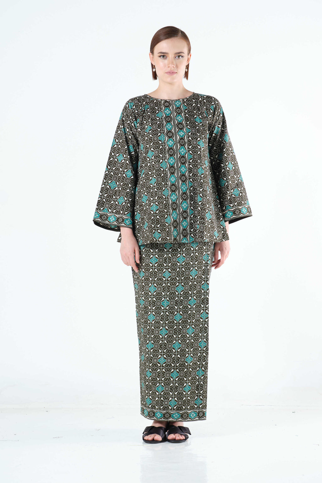 Zaqya Top in Green