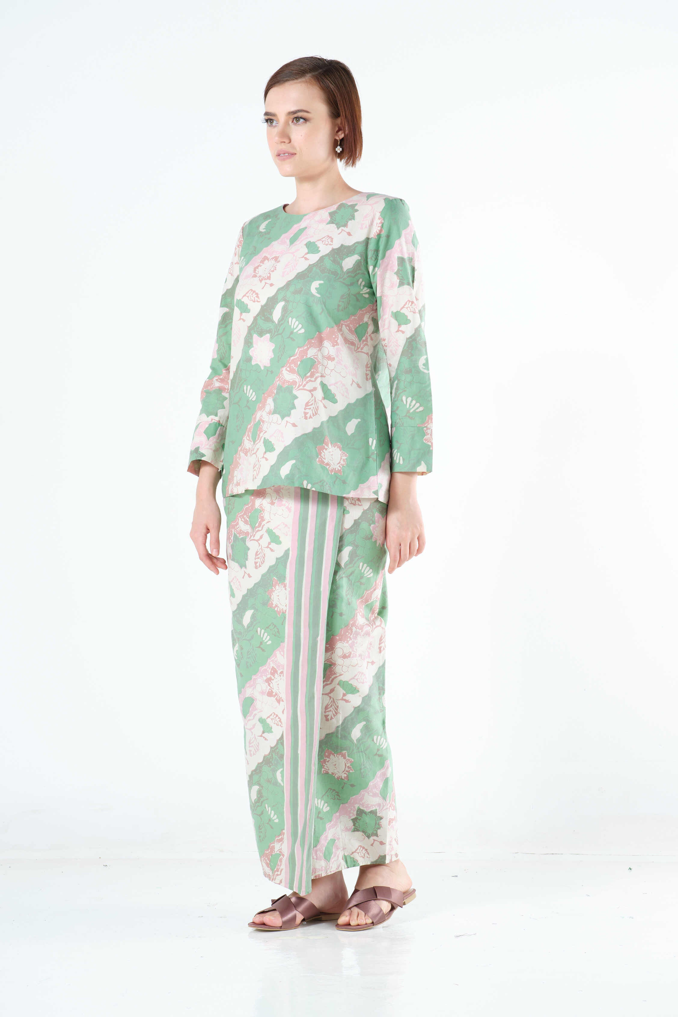 Ayu Top in Green