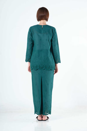 Saadah Top in Green
