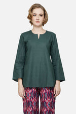 TOP Norlida In Emerald Green