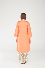 Fatimah Top 2 in Orange