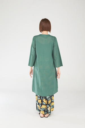 Fatimah Top 1 in Emerald Green