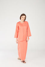 Maryam Top in Salmon