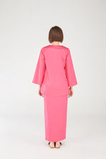 Maryam Top in Royal Pink