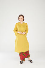 Fatimah Top in Yellow