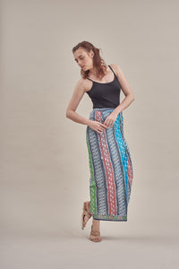 Sarung - Suni (O) in Dark Blue