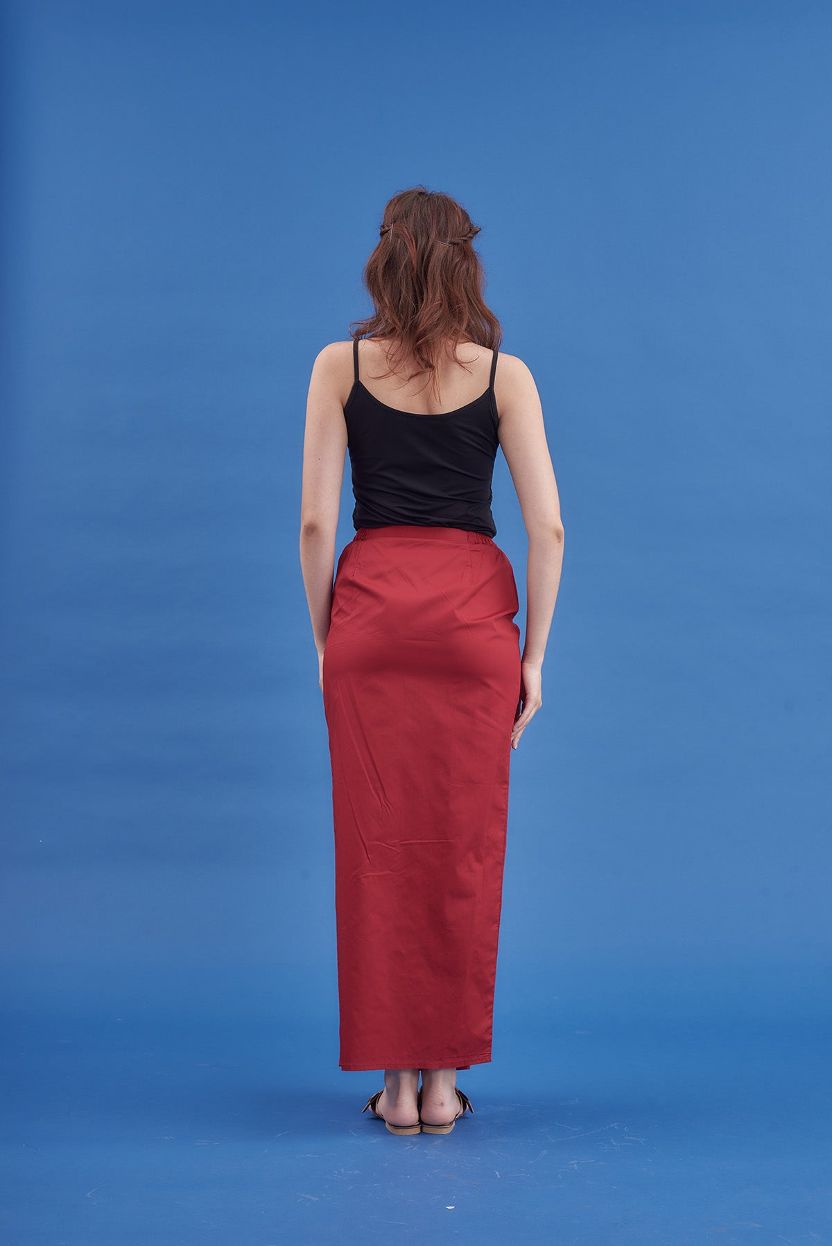 Sarung - Noriza in Red