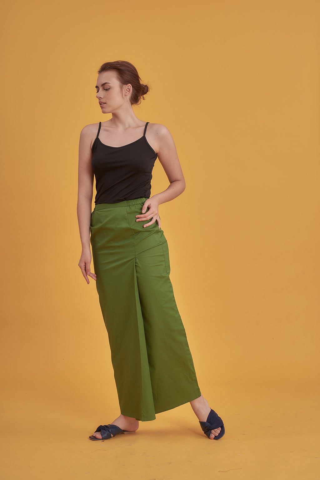 Sarung - Noriza in Spring Green