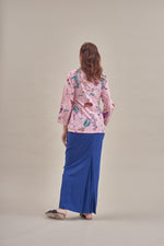 Alimah Top in Pink