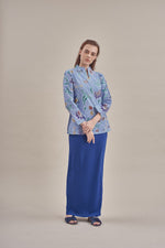 Alimah Top in Blue