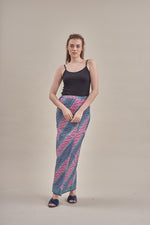 Sarung - Ariana in Pink Purple