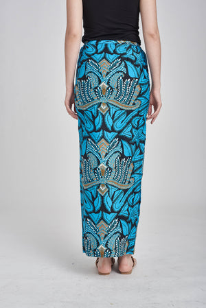 SARUNG Ayesha in Blue