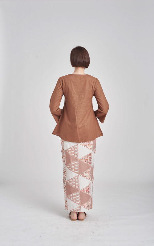 TOP Norlida In Brown