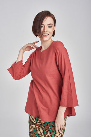 TOP Norlida in Terracotta