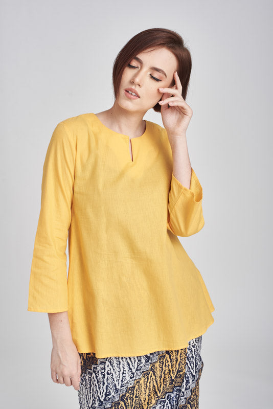 TOP Norlida in Royal Yellow