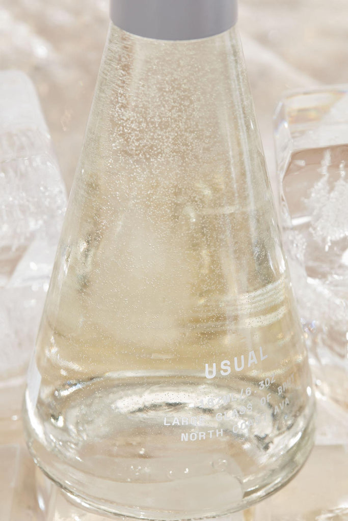 white wine for cooking: Usual Wines white wine bottle