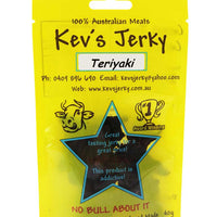 Teriyaki Beef Jerky 40g bag