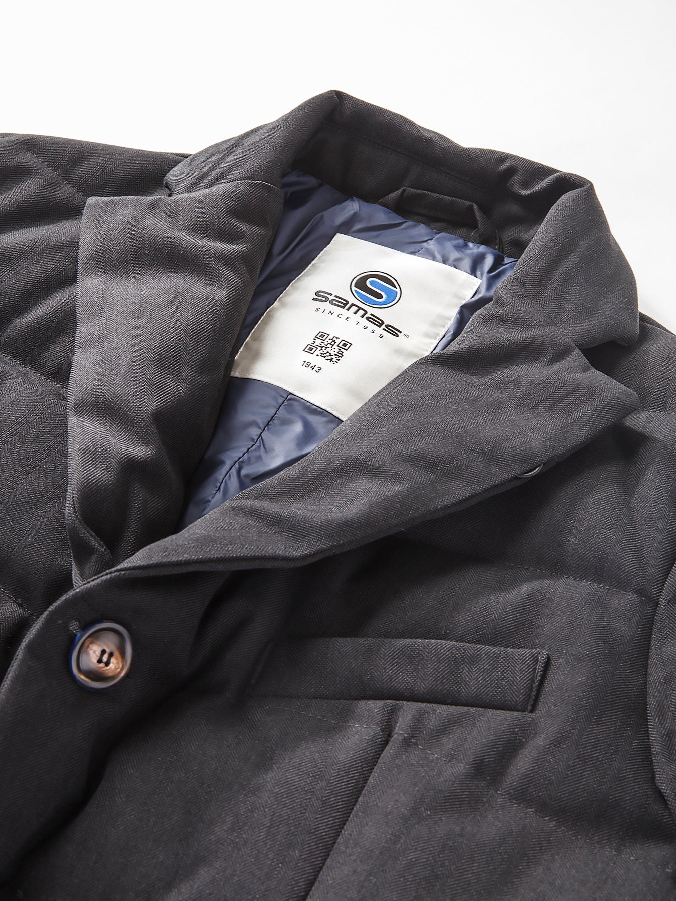 <MEN><br>Down Chesterfiled Coat<br>