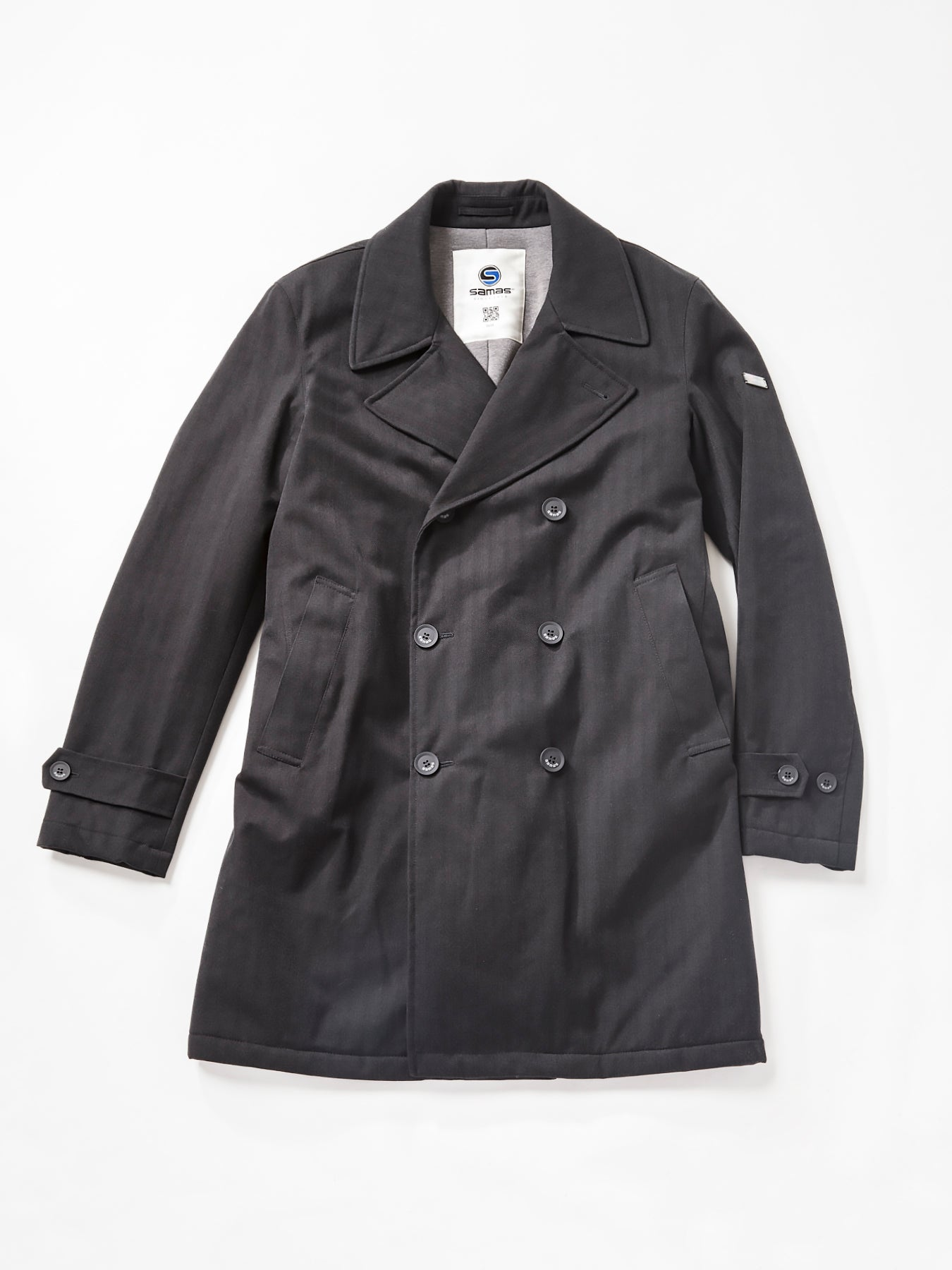 <MEN><br>Tec Down Trench Coat<br>