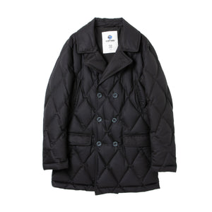 <MEN><br>Medium Down Peacoat w/Mutton Collar